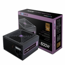 COOLMAX TAURUS 600W 80Plus Bronze 230V EU