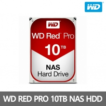 [WD] WD RED PRO [10TB] NAS HDD WD101KFBX